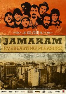jamaram poster everlasting pleasure