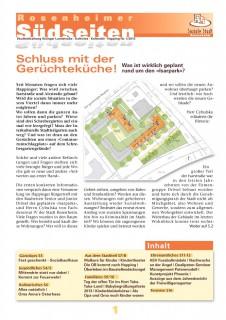 stadtteilzeitung happinger südseiten rosenheim 1_2013