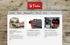 web design feschn mountainwear wasserburg