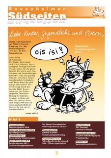 stadtteilzeitung happinger südseiten rosenheim 2_2014