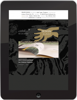responsive web design rr-design renate rüdel ipad