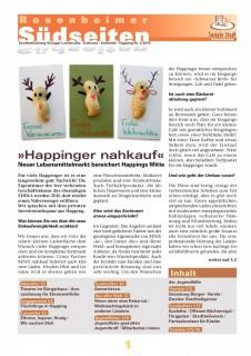 stadtteilzeitung happinger südseiten rosenheim
