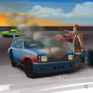 f-racecar