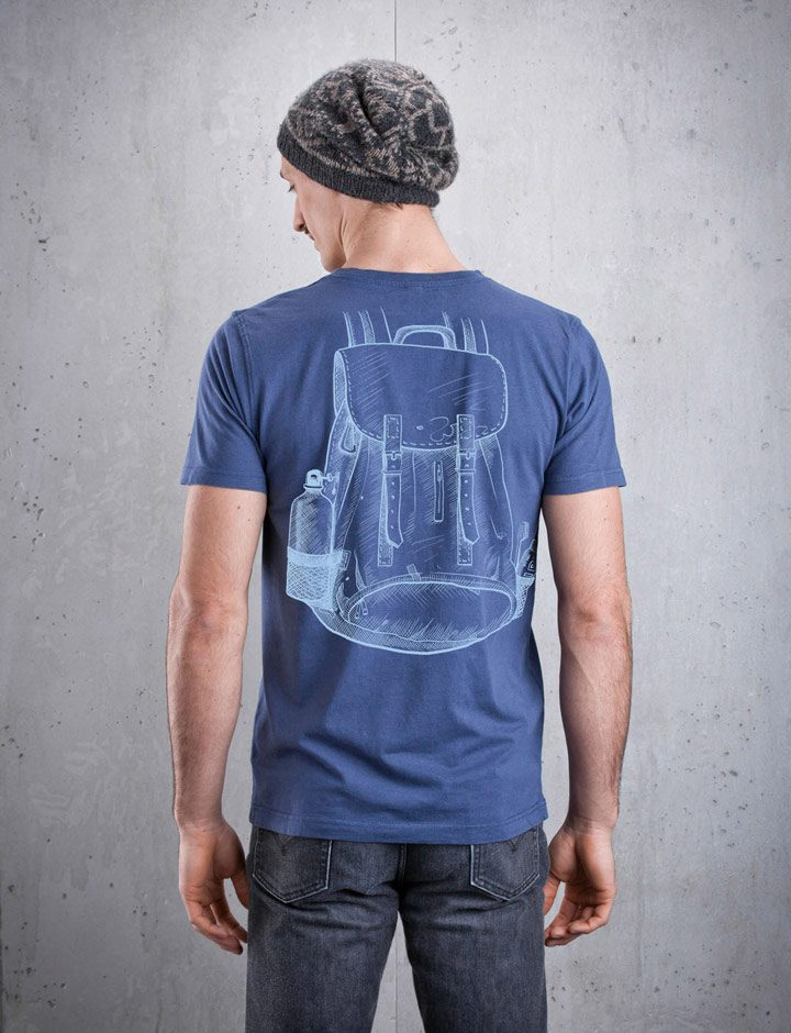 nixdesign beweg dich shirt-edition powered by green-shirts