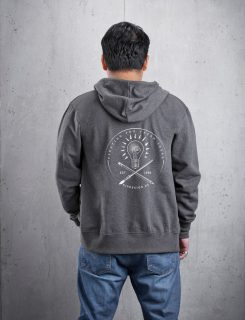 fight forfresh ideas boys hoodie