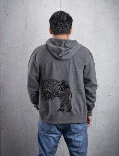 rhino boys hoodie back
