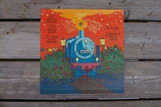 kammerlichtspiele au spätsommerfest poster
