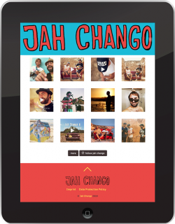 jah chango ipad