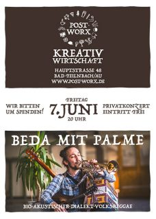 post-worx kreativwirtschaft flyer rs