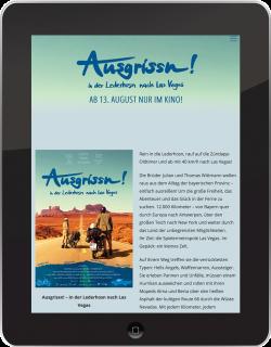 grafikdesign für den kinofilm ausgrissn!