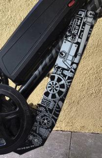 nixdesign e-mtb motorschutz rechts