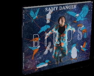 samy danger the birds album cd cover