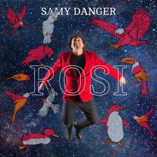 samy danger digital cover single rosi